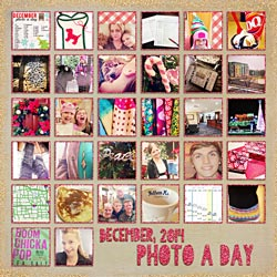December 2014 Photo A Day