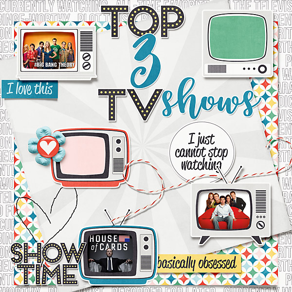 Top 3 tv shows