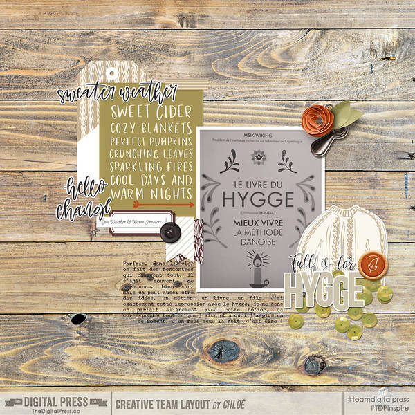 Fall is for Hygge