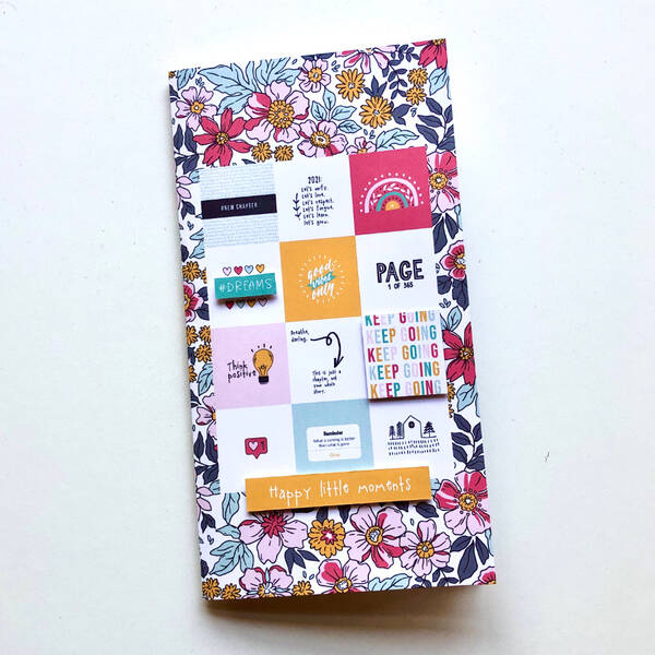 Hybrid Travellers Notebook front
