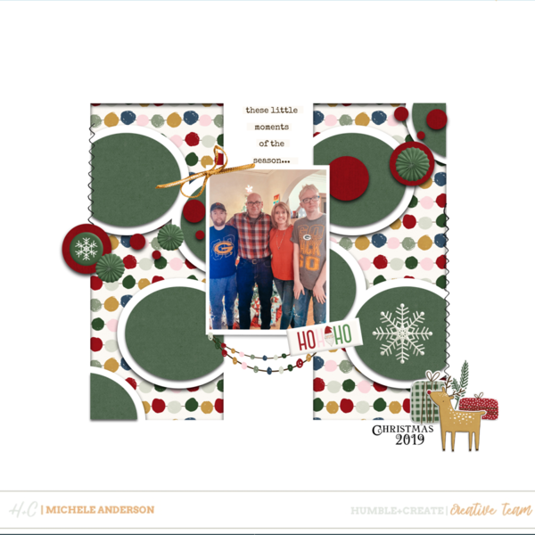 Christmassy by Humble and Create