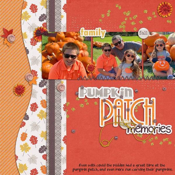 Pumpkin Patch Memories
