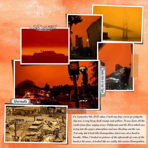 California WildFires 2020 - page 2