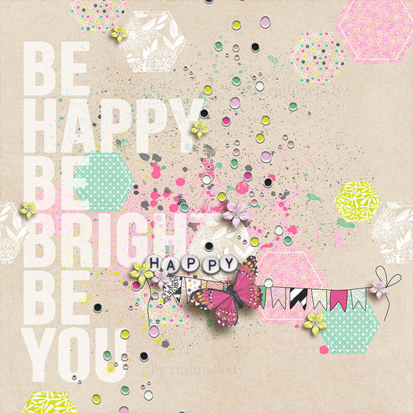Be Happy.. be Bright.. be YOU!