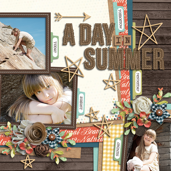 A Day in Summer