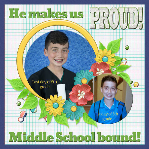 He makes us PROUD!