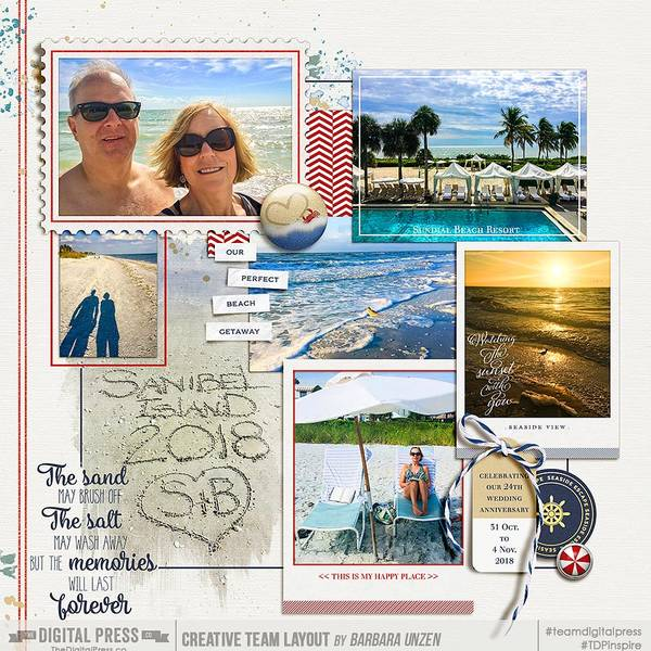 Anniversary Vacation | Sanibel Island, Florida