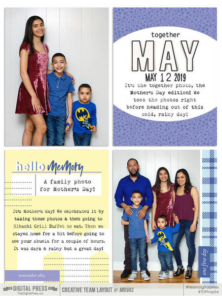 Jay Mother's Day
