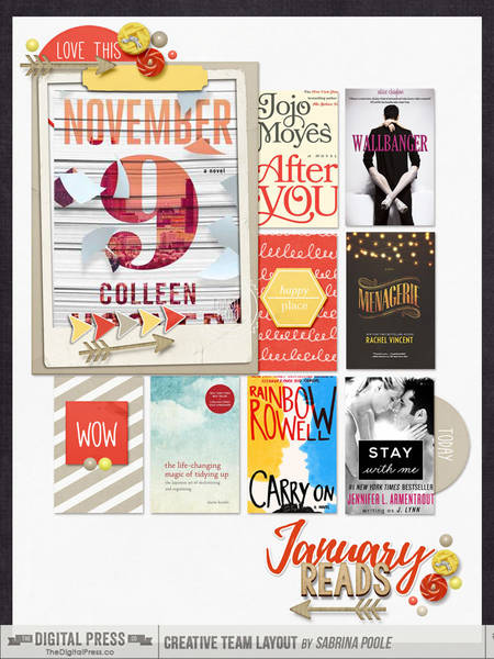 AAM January 2016 Books