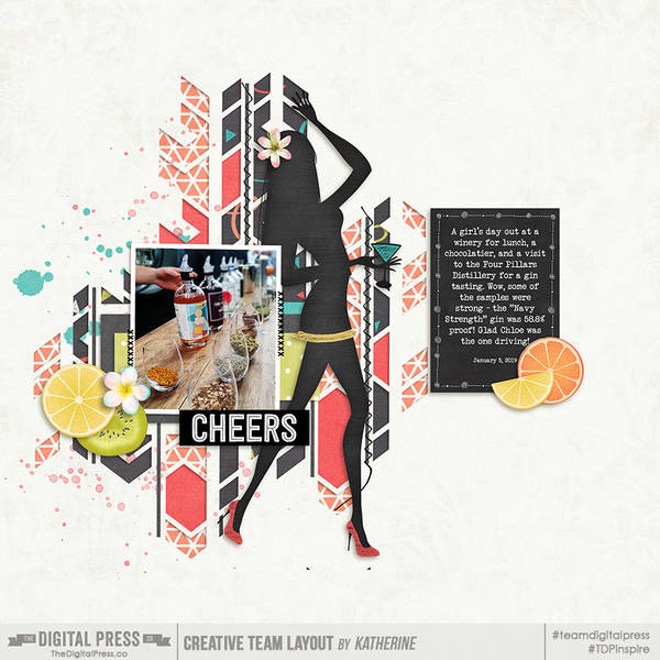 Cheers - Girls Day Out