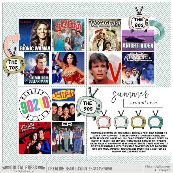Favorite TV Shows Growing Up