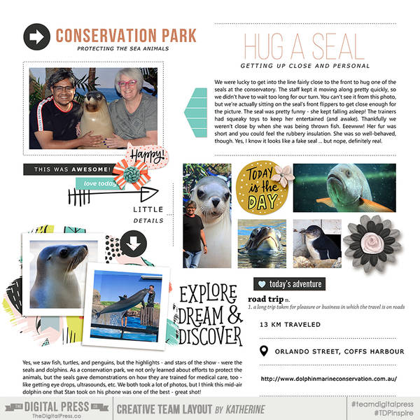 Coffs Harbour - Dolphin Conservation Park