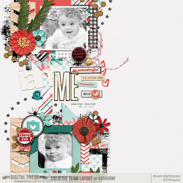 Just Me (DSD Template Challenge)