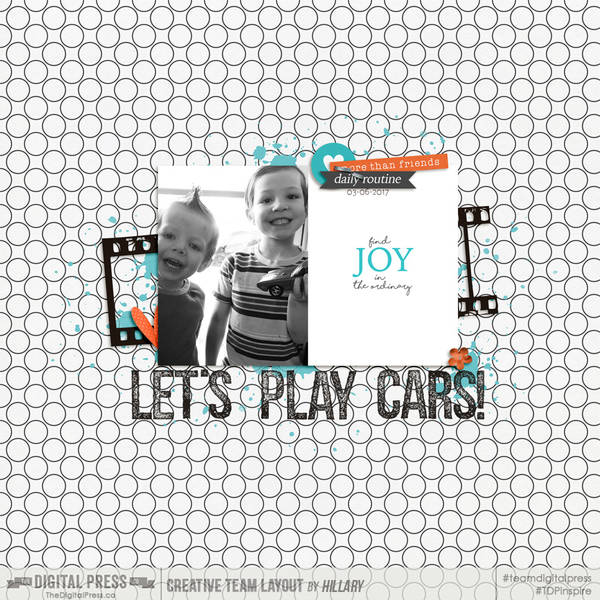 Let's Play Cars!