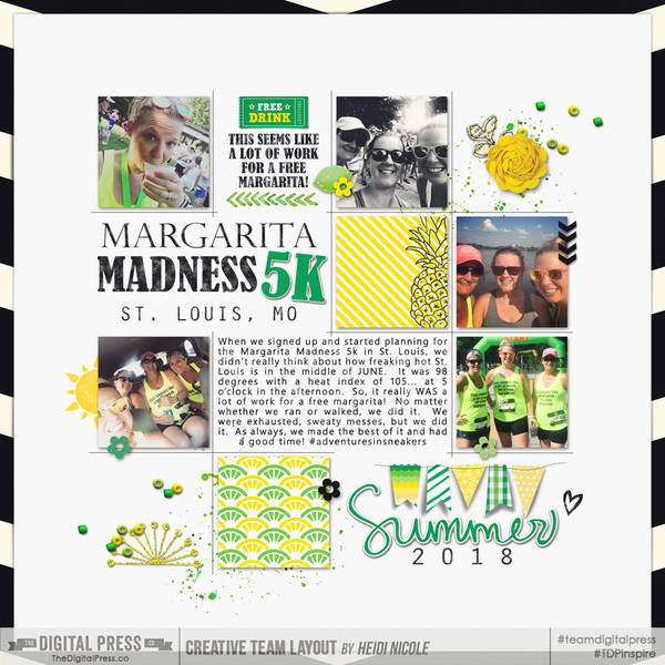 Margarita Madness 5k STL | June 2018