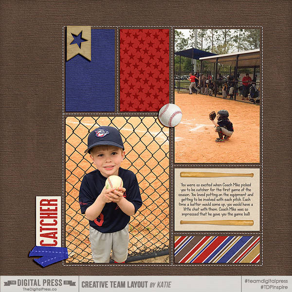 Max Playing Catcher