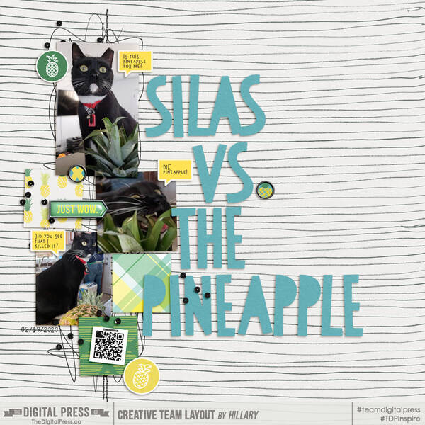 Silas VS The Pineapple