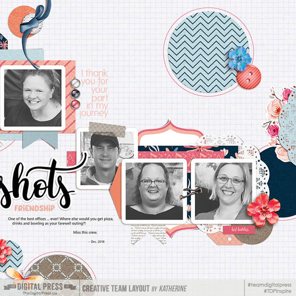 Snapshots (Challenge - Kitchen Sink) - Right Page