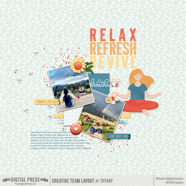 Relax Refresh Revive