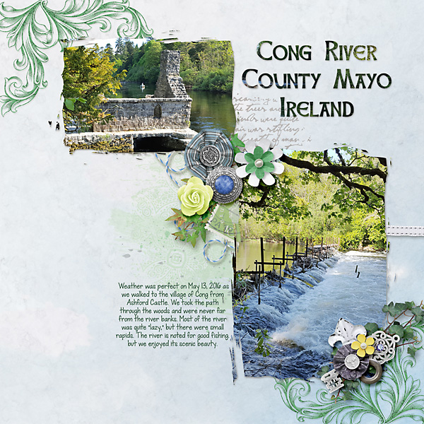 Cong River - Ireland
