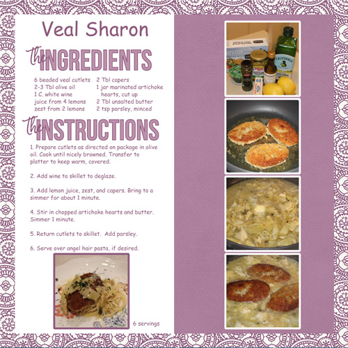 Veal Sharon