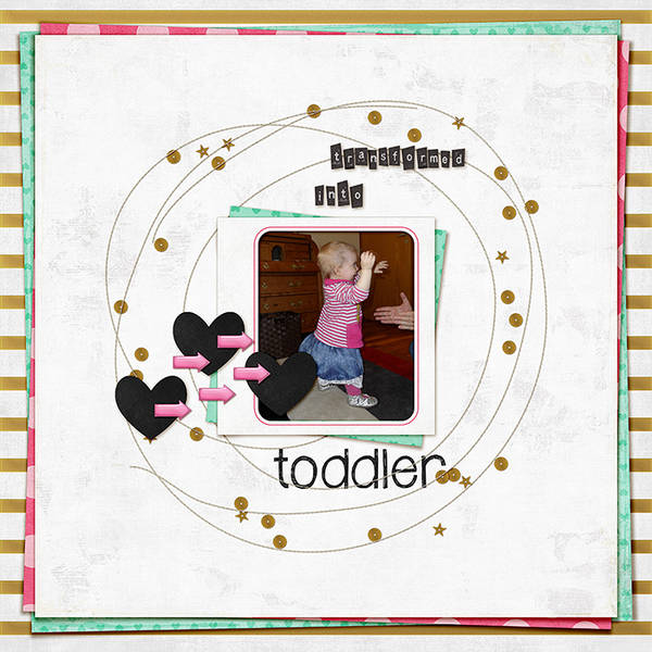 Transformed into Toddler