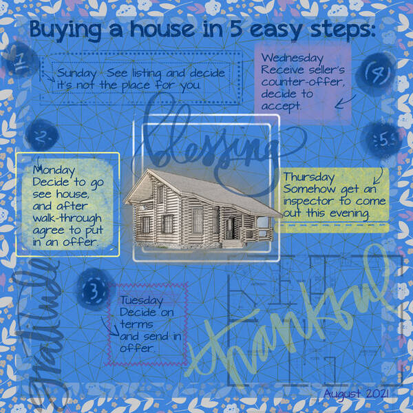 Buying a House in 5 Easy Steps