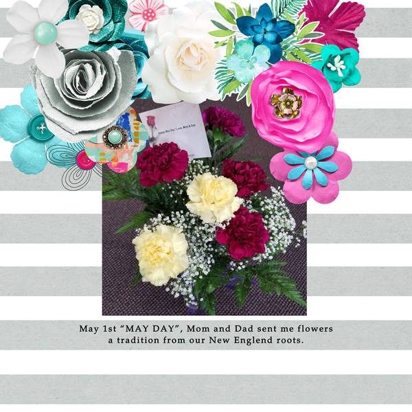 May Day Flowers