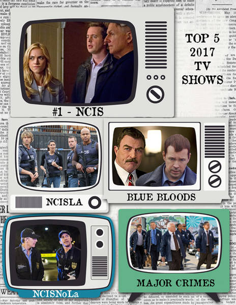 Top 5 - 2017 TV Shows