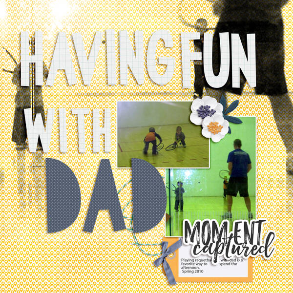 Fun with Dad