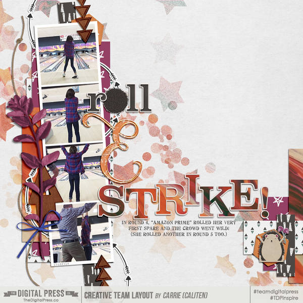 roll & STRIKE!