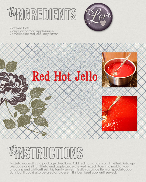 Red Hot Jello