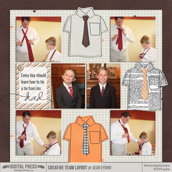 Learning to Tie a Tie