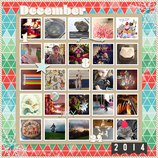 A December to Remember Countdown