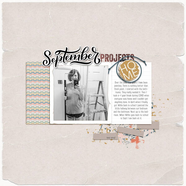 September Home Projects