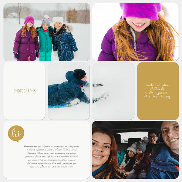 Project Life 2019 | Week 3