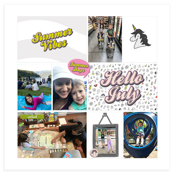 July stories