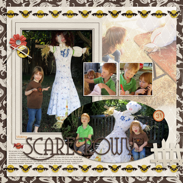Making Scarecrowy