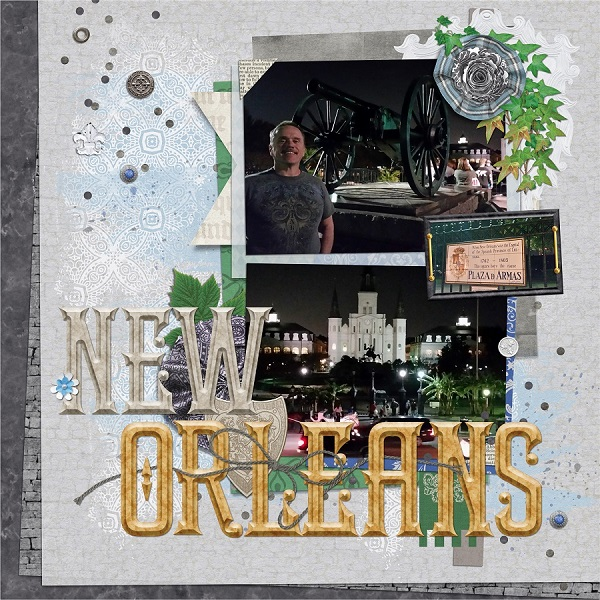 New Orleans - City of History